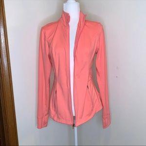 Peach Athletic Jacket